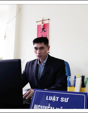 Luật sư Nguyễn Văn Tân