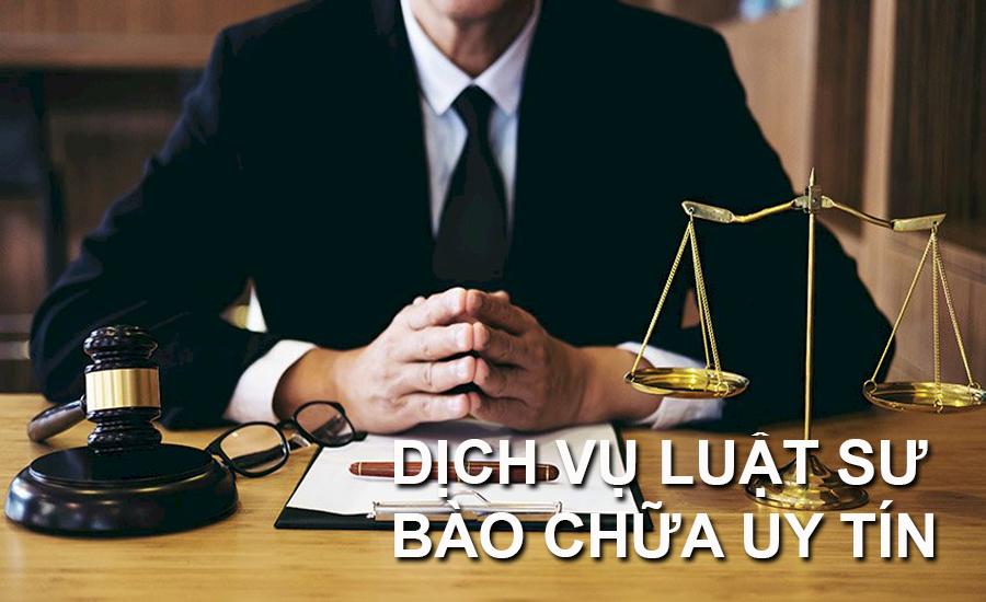 Dịch vụ luật sư tư vấn pháp luật